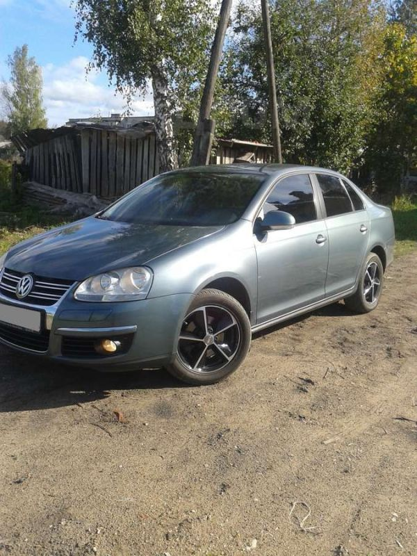 Volkswagen Jetta, 2008 год, 444 000 руб.