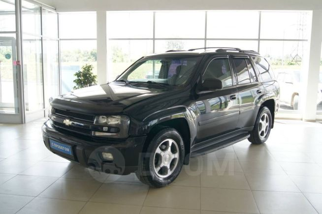 Chevrolet TrailBlazer, 2005 год, 430 000 руб.