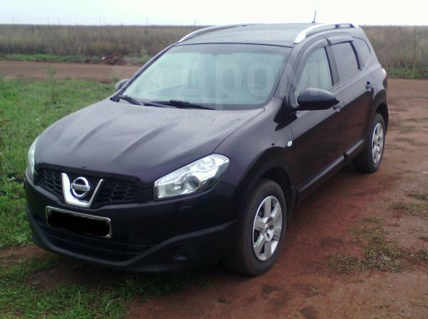 Nissan Qashqai+2, 2010 год, 570 000 руб.