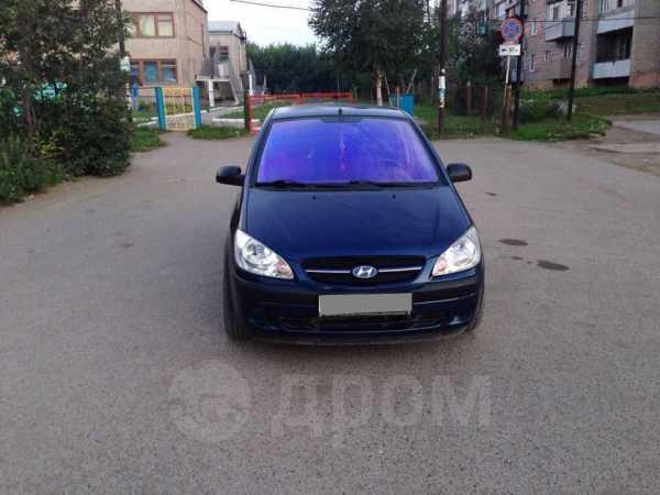 Hyundai Getz, 2007 год, 220 000 руб.