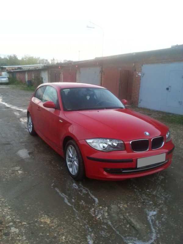 BMW 1-Series, 2009 год, 505 000 руб.