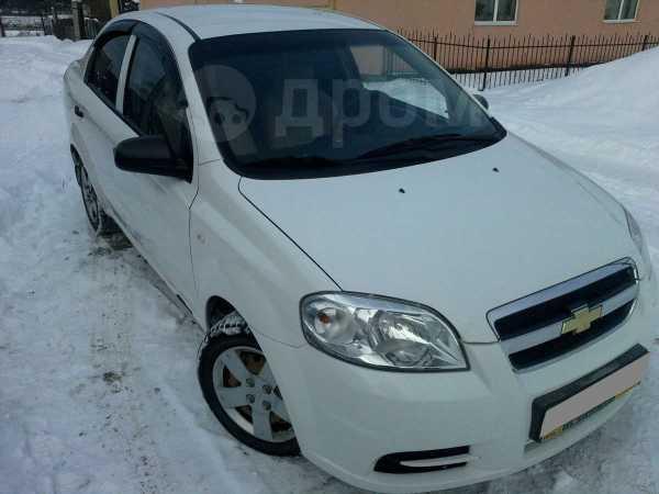 Chevrolet Aveo, 2009 год, 269 000 руб.