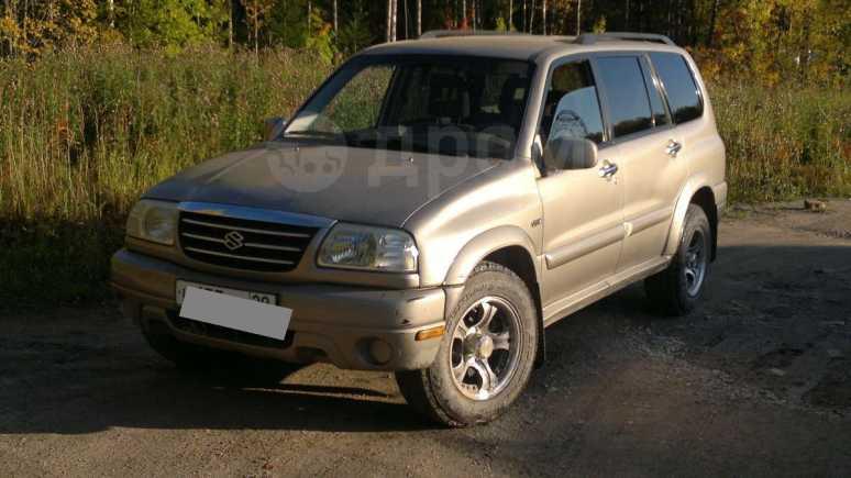 Suzuki Grand Vitara XL-7, 2002 год, 290 000 руб.