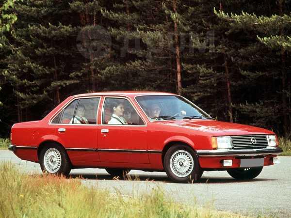 Opel Rekord, 1981 год, 50 000 руб.