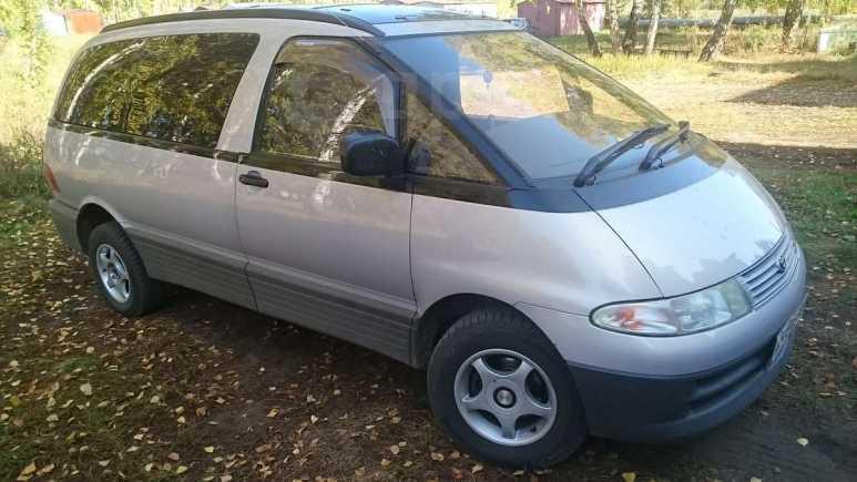 Toyota Estima Emina, 1995 год, 300 000 руб.