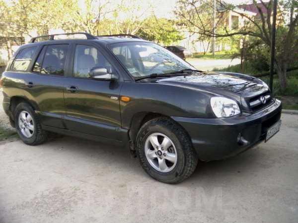Hyundai Santa Fe Classic, 2008 год, 495 000 руб.