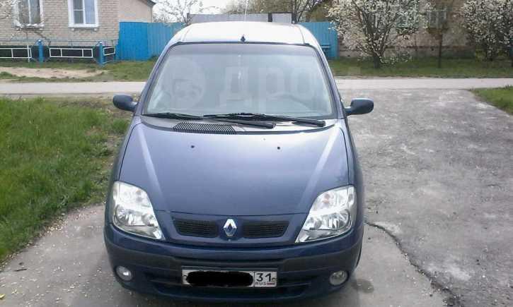 Renault Scenic, 2002 год, 200 000 руб.
