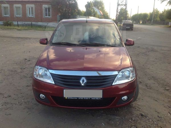 Renault Logan, 2011 год, 345 000 руб.
