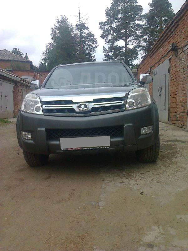 Great Wall Hover H3, 2010 год, 474 000 руб.