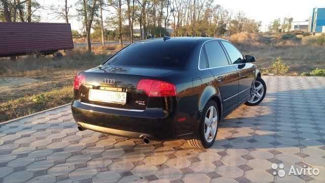 Audi A4, 2005 год, 525 000 руб.