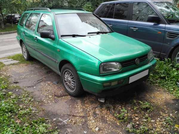 Volkswagen Golf, 1996 год, 140 000 руб.