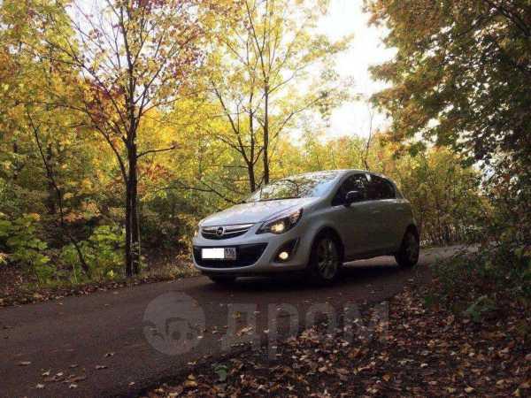 Opel Corsa, 2013 год, 540 000 руб.