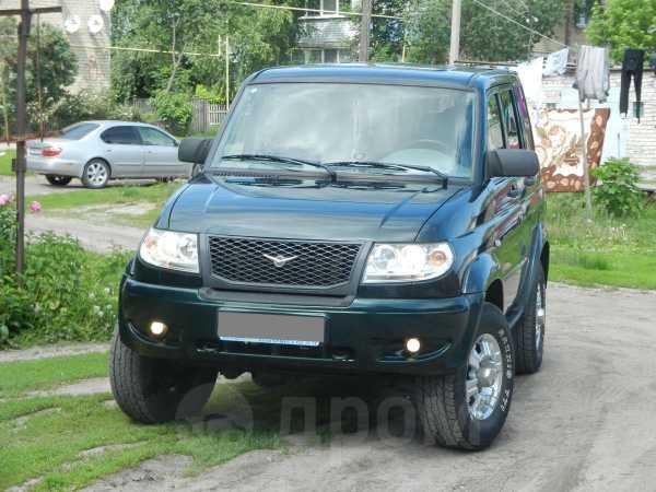 УАЗ Патриот, 2010 год, 370 000 руб.