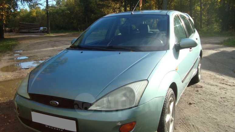Ford Focus, 1999 год, 135 000 руб.