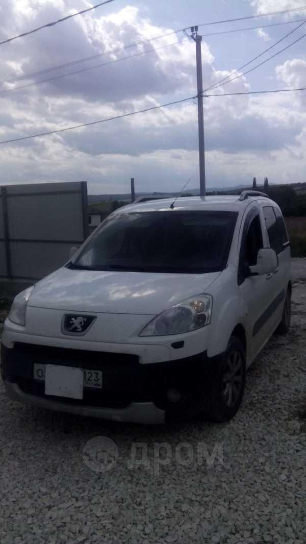 Peugeot Partner Tepee, 2011 год, 540 000 руб.