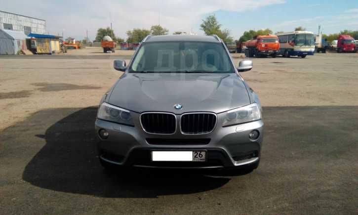 BMW X3, 2011 год, 1 350 000 руб.