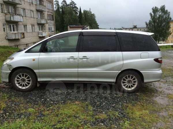 Toyota Estima, 2001 год, 350 000 руб.
