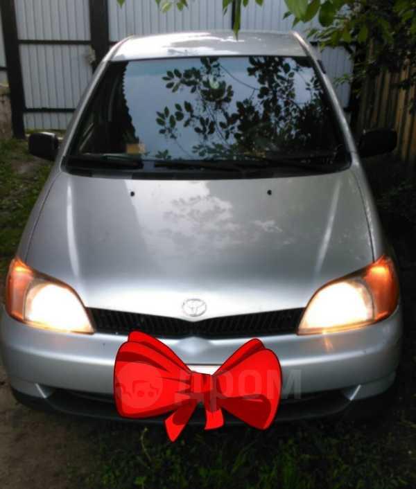 Toyota Echo, 2001 год, 200 000 руб.