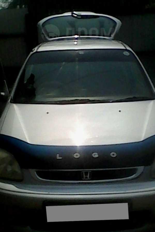 Honda Logo, 2001 год, 160 000 руб.