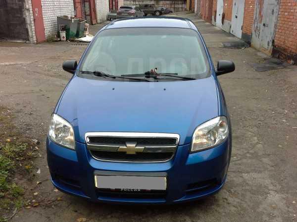 Chevrolet Aveo, 2010 год, 308 000 руб.