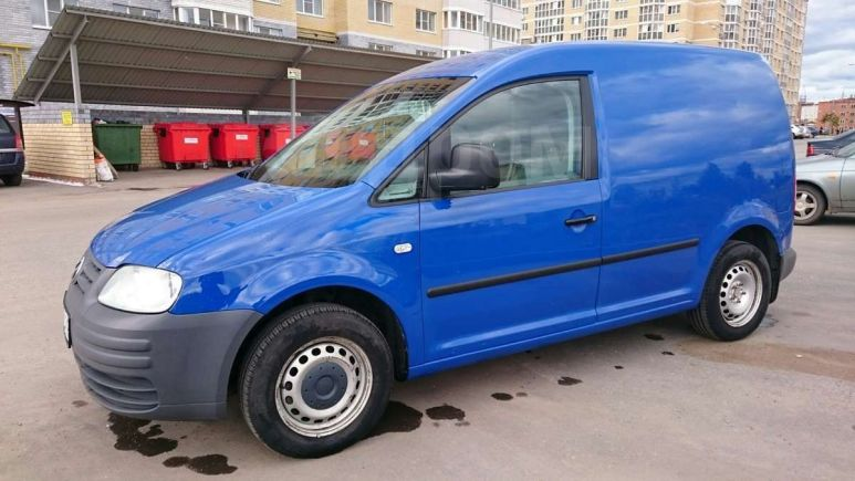Volkswagen Caddy, 2005 год, 295 000 руб.