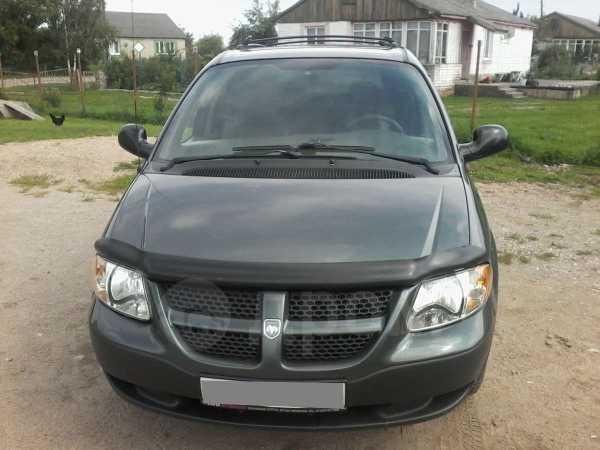 Dodge Caravan, 2002 год, 350 000 руб.
