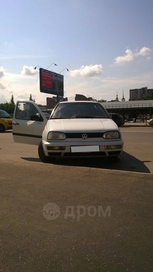 Volkswagen Golf, 1996 год, 110 000 руб.