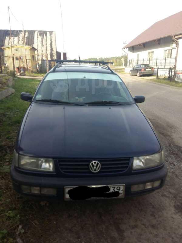 Volkswagen Passat, 1996 год, 165 000 руб.