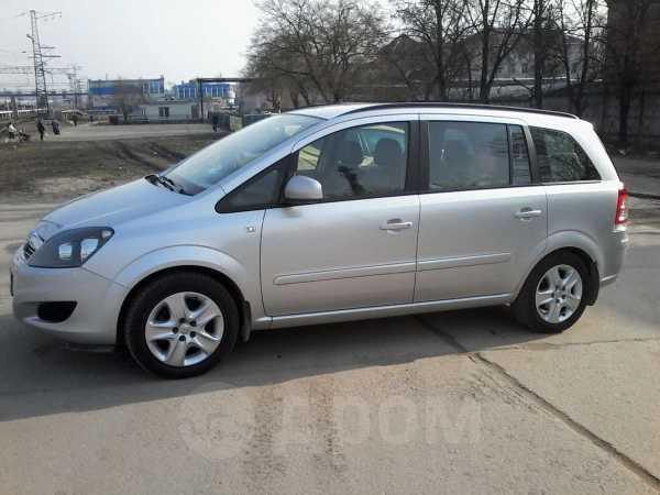 Opel Zafira, 2012 год, 705 000 руб.