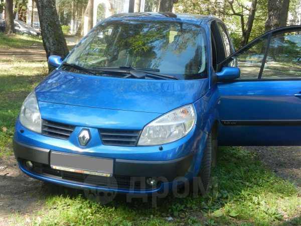 Renault Scenic, 2006 год, 290 000 руб.