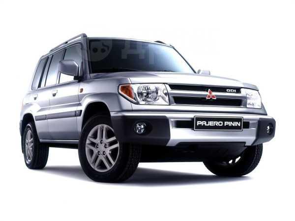 Mitsubishi Pajero Pinin, 2002 год, 300 000 руб.