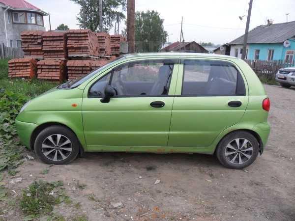 Daewoo Matiz, 2007 год, 110 000 руб.