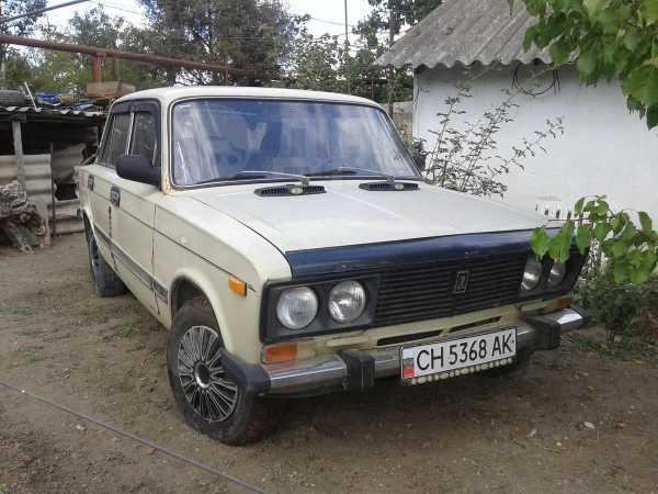Лада 2106, 1984 год, 50 000 руб.