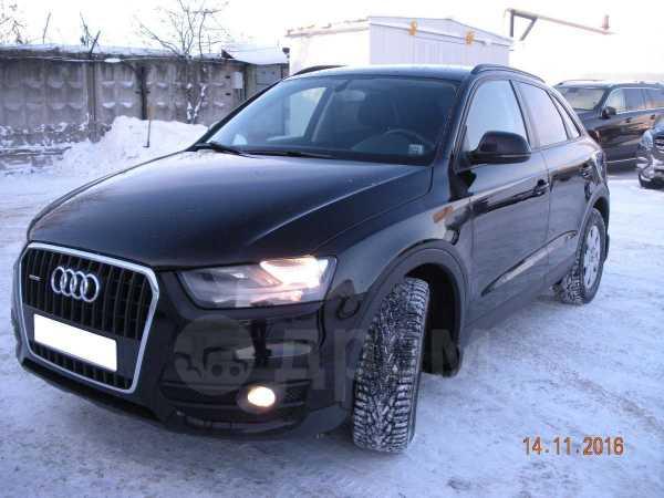 Audi Q3, 2012 год, 980 000 руб.