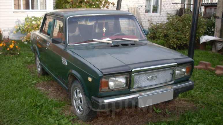 Лада 2107, 1998 год, 35 000 руб.