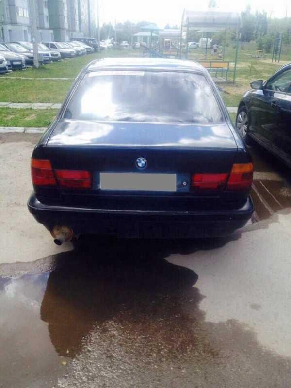 BMW 5-Series, 1990 год, 80 000 руб.