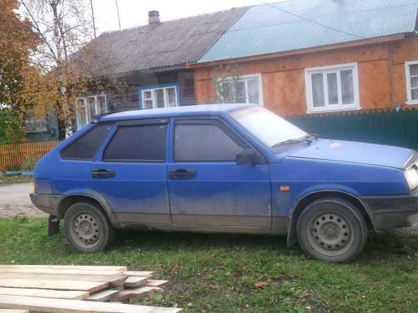 Лада 2109, 1994 год, 45 000 руб.