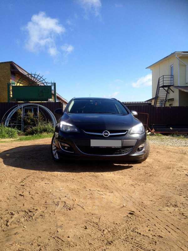 Opel Astra, 2013 год, 660 000 руб.