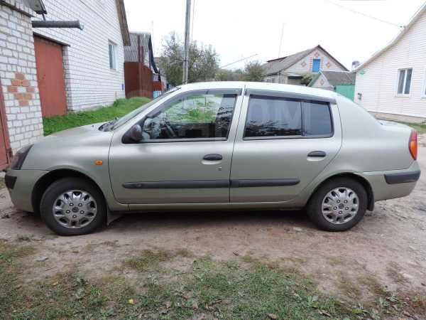 Renault Symbol, 2002 год, 200 000 руб.