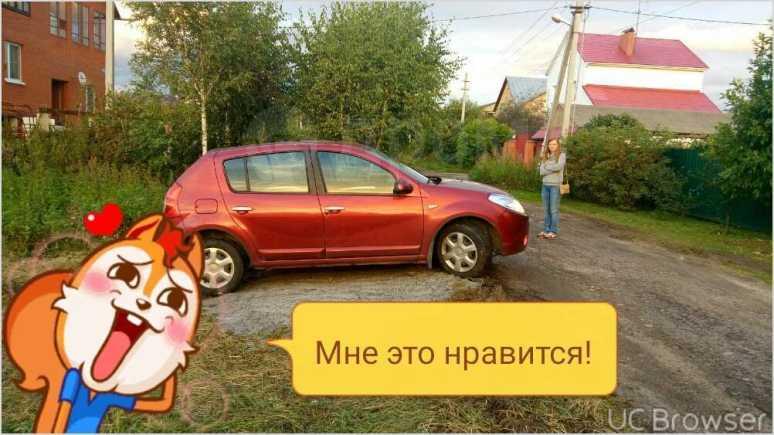 Renault Sandero, 2010 год, 320 000 руб.