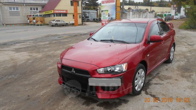 Mitsubishi Lancer, 2009 год, 376 000 руб.