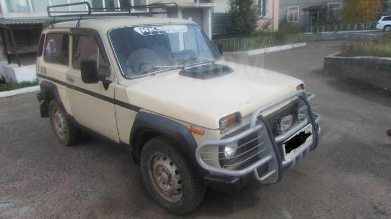 Лада 4x4 2121 Нива, 1982 год, 100 000 руб.