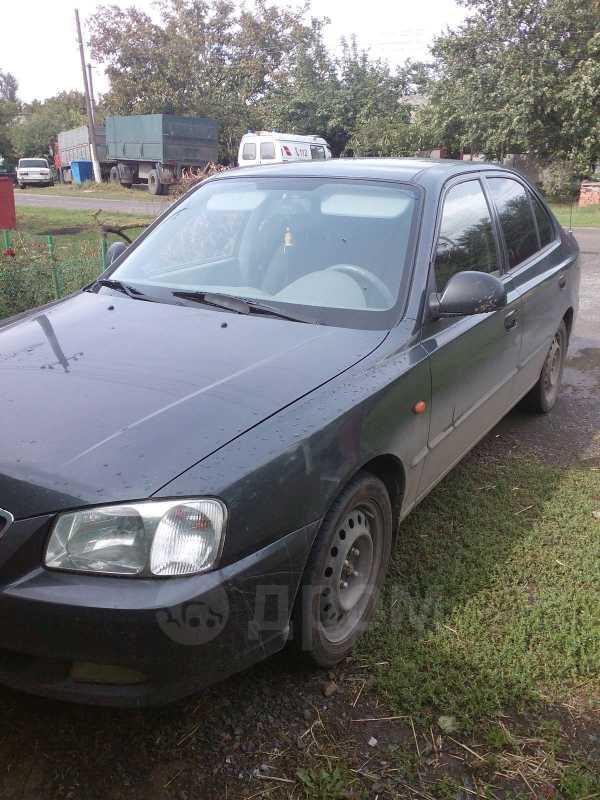 Hyundai Accent, 2009 год, 400 000 руб.