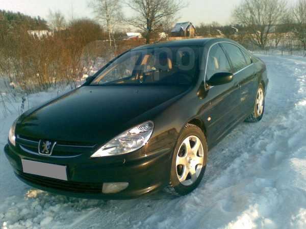 Peugeot 607, 2001 год, 320 000 руб.