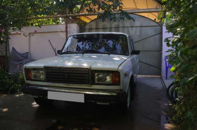 Лада 2107, 1991 год, 55 000 руб.