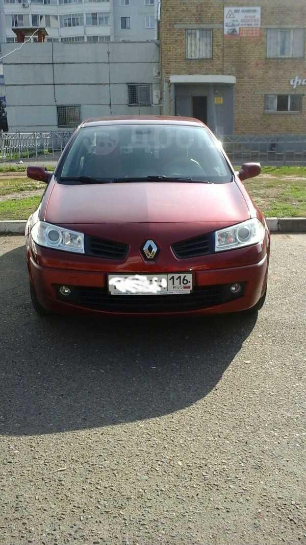 Renault Megane, 2007 год, 280 000 руб.