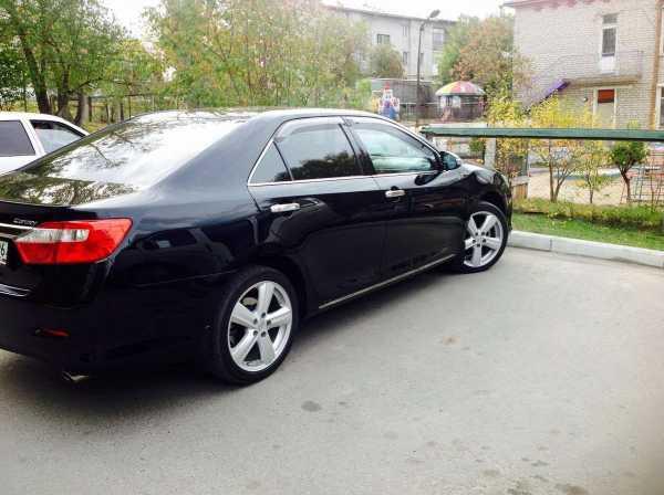 Toyota Camry, 2014 год, 1 240 000 руб.