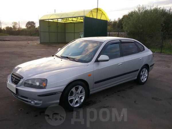 Hyundai Elantra, 2006 год, 229 000 руб.