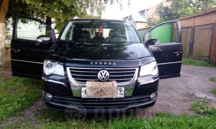 Volkswagen Touran, 2008 год, 530 000 руб.