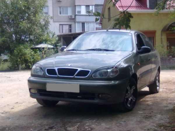 Daewoo Sens, 2004 год, 140 000 руб.